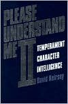 Please Understand Me II (text only) 1st (First) edition by D. Keirsey