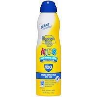 Banana Boat Kids Max Protect & Play Continuous Spray Sunscreen, SPF 110, 6 fl oz from Banana Boat Kids