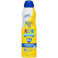 Banana Boat Kids Max Protect & Play Continuous Spray Sunscreen, SPF 110, 6 fl oz