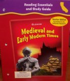 img - for Discovering Our Past: Medieval and Early Modern Times, Reading Essentials + Study Guide book / textbook / text book