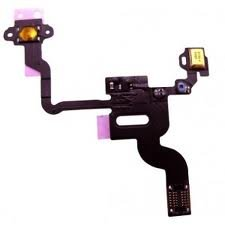 Flex Cable (Proximity Sensor, Power Button & Noise Cancelling Microphone) for Apple iPhone 4 (GSM)