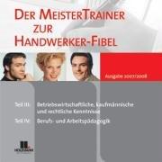 Der Meister-Trainer zur neuen Handwerker-Fibel 2006/2007, PC