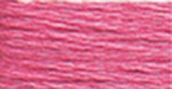 DMC 115 3-603 Pearl Cotton Thread, Cranberry