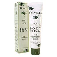 Olivella Body Cream from Extra Virgin Olive Oil 5.07 FL.Oz ( Multi-Pack)