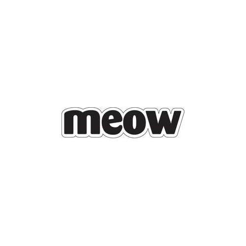 Amazon.com : Meow Word : Automotive Pet Supplies : Pet Supplies