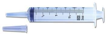 (EA) BD(c) 60 cc Irrigation Syringe