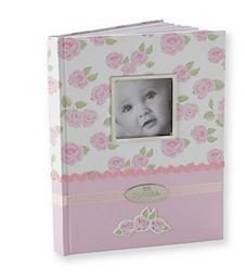 Cuddle Bear Collection Baby Memory Book Little Princess Acid Free Scrapbook - 1