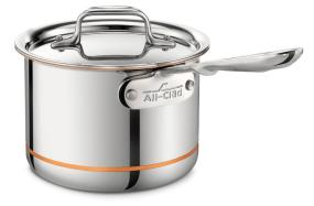 All-Clad Copper Core 1.5-Quart Sauce Pan