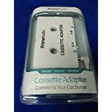 iWorld Prime Audio Cassette Adapter - White