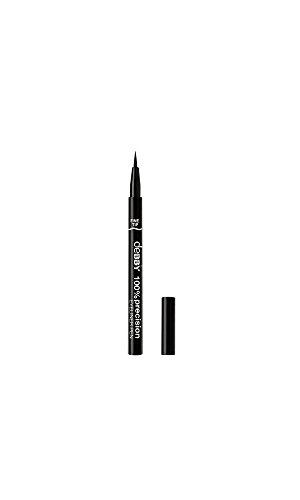 eyeliner 100% precision fine pen 01 black