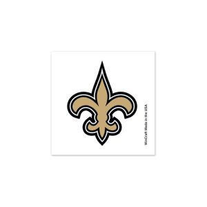 "New Orleans Saints Official NFL 1""x1"" Fake Tattoos by Wincraft at Amazon.com"