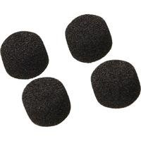 Shure Rk261Bws Foam Windscreens For Sm84, Mx183, Mx184, Mx185, Wl84A, Wl183, Wl184 And Wl185 Microphones, Set Of 4