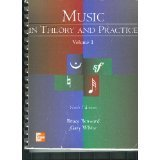 Music in Theory and Practice (0697287866) by White