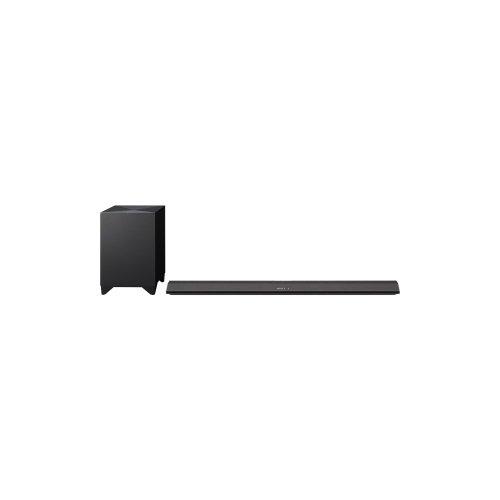 Sony Ht-Ct770 2.1 Sound Bar Speaker - 330 W Rms - Wireless Speaker(S) / Htct770 /