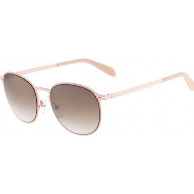 Calvin Klein Platinum CK2137S-268 Antique Rose CK2137S Sunglasses