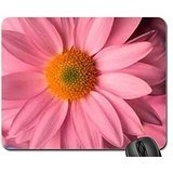Fresh & Sweet Pink Flowers Mouse Pad, Mousepad (Flowers Mouse Pad)