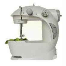 Mini machine coudre couture fil aiguille for Machine a coudre 4 fils 121