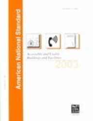 2003 ICC/ANSI Guidelines: For Accessible & Useable Buildings & Facilities