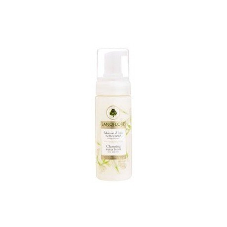 sanoflore-cleansing-water-foam-150ml