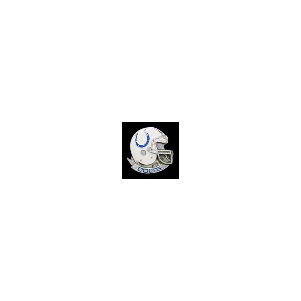 Indianapolis Colts Team Helmet Pin (Set of 2)