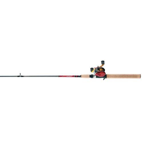 Daiwa D-Cast Freshwater 6-Feet M 1 Piece Baitcast Combo