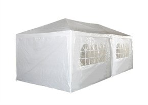 10' x 20' Wedding / Party Tent Marquee with Sides - New