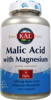 Malic Acid With Magnesium - 120 - Tablet