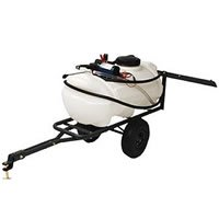Precision Products 15-Gallon 12-Volt Trailer Sprayer TCT15