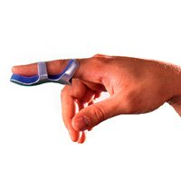 Oppo: Premium Finger Splint OP4281 - Small