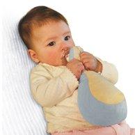 Happy Cuddle Abraza Chupete (1ud.) (rosa o azul) marca Vacu Vin - BebeHogar.com