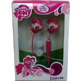 Sakar My Little PonyAged Up Earbuds w/In-Line Mic and Case (11857P-TRU) - 1