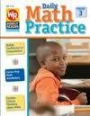 img - for Daily Math Practice, Grade 3 book / textbook / text book