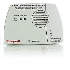 Honeywell H450En Carbon Monoxide Detector - Bnib from Honeywell