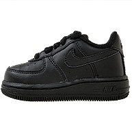 NIKE AIR FORCE 1 ONE LOW TODDLER (TD) BLACK 314194-009