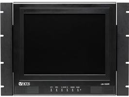 15In Lcd Color Monitor In A Rackmount Frame, Tv One Lm-1520R