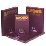 Ilford Multigrade Fiber Base Warmtone Glossy 11x14 10 Sheets фотопленка ilford 135 fp4 plus 125 2016