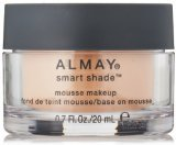 Almay Smart Shade Mousse Makeup, Medium, 0.7 Fluid Ounce by Almay [Beauty]