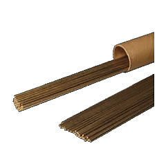 Langley 2.4 mm SILICON BRONZE BRAZING RODS WIRE,2.4kg Pack - Not Flux Cored