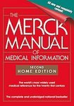 The Merck Manual of Medical Information: 2nd Home Edition (Merck Manual of Medical Information Home Edition) [Paperback]