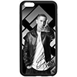 FEEL.Q- Eminem Singer Star Personalized Protective iPhone 6 / 6S Rubber Phone Case