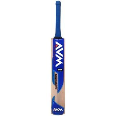 Avm Signature Kashmir Willow Cricket Bat
