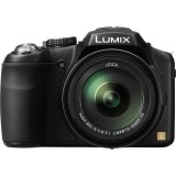 21tDgN16gaL. SL160  Panasonic Lumix DMC FZ200 12.1 MP Digital Camera with CMOS Sensor and 24x Optical Zoom   Black