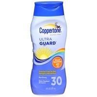 Coppertone UltraGuard Sunscreen Lotion, 8 fl oz