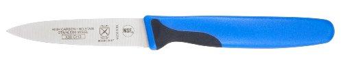 Mercer Culinary Millennia 3-Inch Paring Knife, Blue