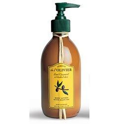 Jardin de l'OLIVIER Body Lotion with Olive Oil