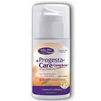 Life-Flo Progesta-Care Complete Cream, 4 Fl Oz