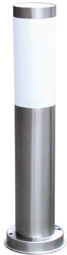 Ranex-RX-1010-45-Gartenpfosten-aus-Edelstahl-Auenstehleuchte