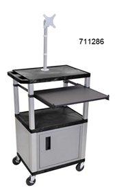 Dss Model Work Stations (Model Workstation With 3 Shelves)