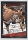 Frankie Edgar vs. Sean Sherk (Trading Card) 2010