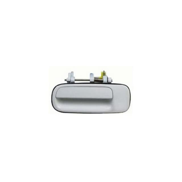 Motorking 6924032041C1 92 96 Toyota Camry White 040 Replacement Rear Driver Side Outside Door Handle 92 93 94 95 96